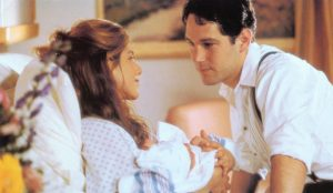THE OBJECT OF MY AFFECTION, Jennifer Aniston, Paul Rudd, 1998, TM & Copyright (c) 20th Century Fox Film Corp.